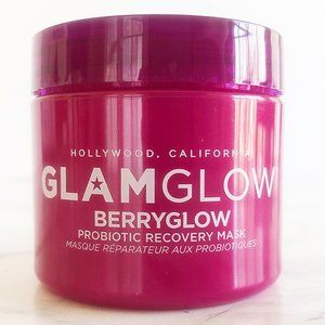 NEW Glamglow Berryglow Probiotic Recovery Mask